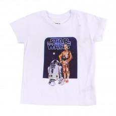T-Shirt R2D Blanc