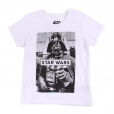 T-Shirt Savdark Blanc
