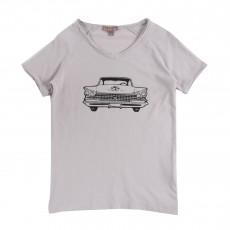 T-shirt Chevrolet Gris clair
