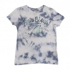 T-shirt Tie&Dye Bleu