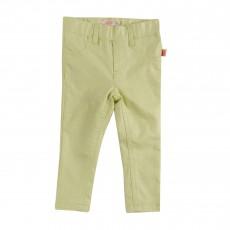 Pantalon Irisé Jaune