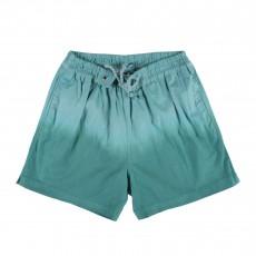 Short de Bain Tie & Dye Vert