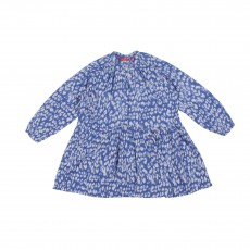 Robe Anis Bleu