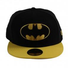 Casquette Snapback Batman 59FIFTY Noir