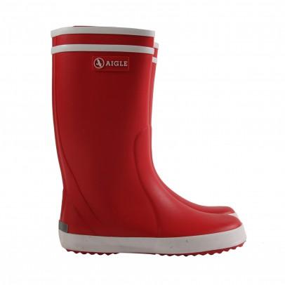 bottes de pluie lolly pop rouge aigle chaussures enfant smallable. Black Bedroom Furniture Sets. Home Design Ideas