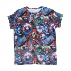T-Shirt Avengerall Multicolore
