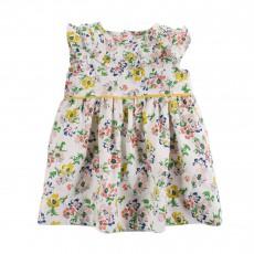 Robe Et Bloomer Fleurs Sienna Multicolore
