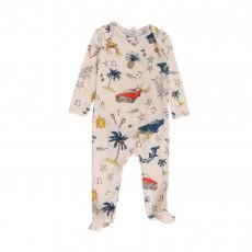 Pyjama Rufus Ecru
