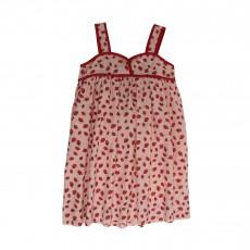 Robe Pommes Ruby Rouge