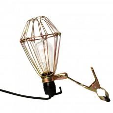 Lampe baladeuse à pince