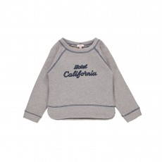 "Sweat ""Hotel California"" Gris"