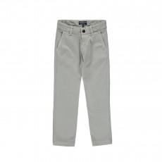 Pantalon Chino Gris clair