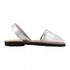 Sandales Avarca Argenté