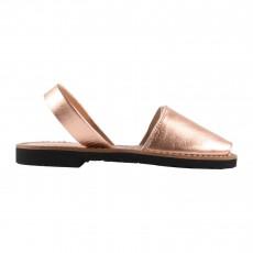Sandales Avarca Cuivre