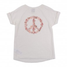 T-shirt Teacy Blanc