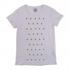 T-shirt Tenebry Blanc