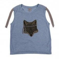 T-shirt Tigerlily Bleu ciel