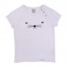 T-shirt Tilly Blanc