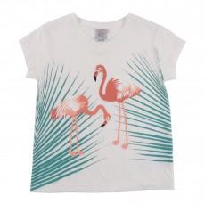 T-shirt Tinky Blanc