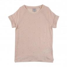 T-shirt Toby Ivoire