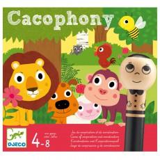 Cacophony - Jeu de coopération et de coordination