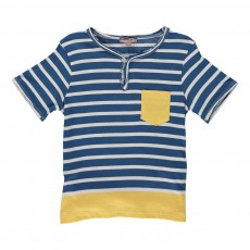 T-shirt Marin Bleu marine