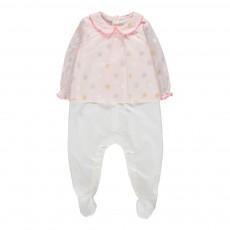 Pyjama Imprimé Rose pâle