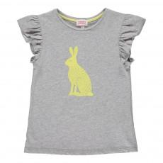 T-shirt Lapin Gris