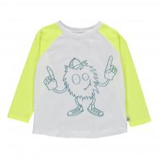 T-shirt Monstre Max Blanc