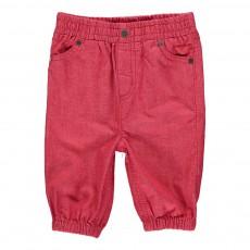 Pantalon Pipkin  Rouge