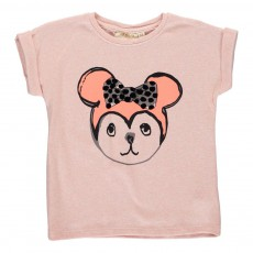 T-shirt Raja Minni Rose pâle