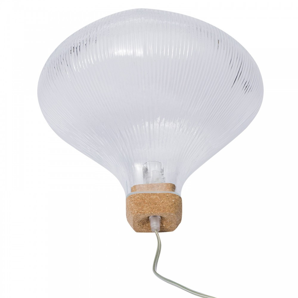 Lampe poser tidelight transparent petite friture d coration smallable - Lampe petite friture ...