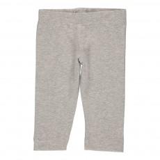 Pantalon Jersey Slim  Gris chiné