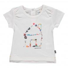T-Shirt Home Blanc