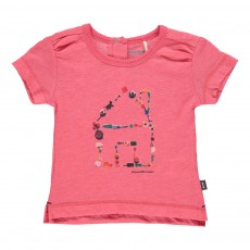 T-Shirt Home Corail