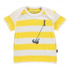 T-Shirt Cerf Volant Jaune