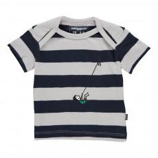 T-Shirt Cerf Volant Corail