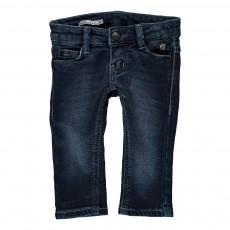 Jogdenim Slim Délavé Bleu jean