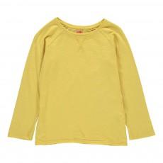 T-shirt Raglan  Ocre
