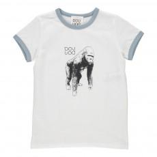 T-Shirt Gorilla Blanc