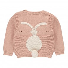 Pull Lapin Thumper Vieux Rose