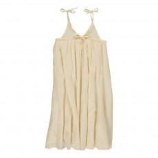 Robe Bronzette Jaune pâle