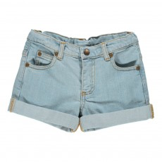 Short Denim Aria Denim bleached