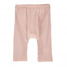Pantalon Jungle Bébé Rose pâle