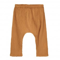 Pantalon Jungle Bébé Ocre