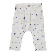 Pantalon Jungle Bébé Bleu électrique