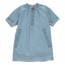 Robe Denim Spike Bleu jean