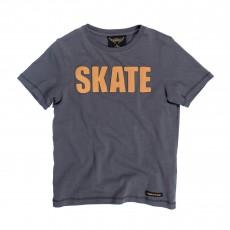 T-shirt Skate Dalton Gris anthracite