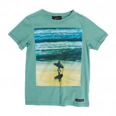 T-shirt Surf Boy Dalton Vert