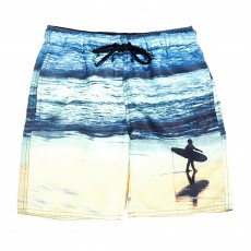 Short De Bain Surfeur Good Boy Multicolore